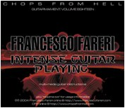 Francesco Fareri - Intense Guitar Playing